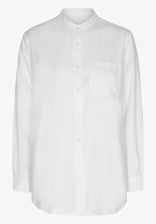 moshi moshi - Skjorte Always Shirt Crisp White