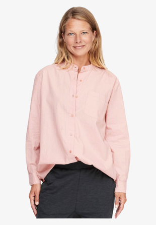moshi moshi - Skjorte Always Shirt Crisp Rose