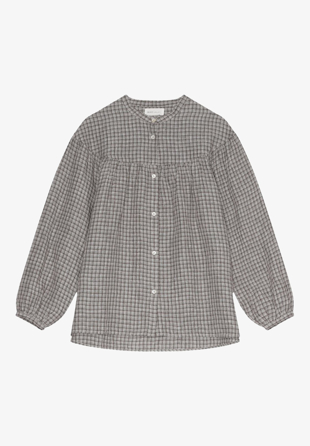 Skall Studio - Skjorte Margot Grey Check