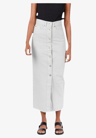 Dr. Denim - Venla Skirt Washed Pinfire