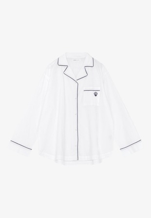 Skall Studio - Pyjamas Florence Optic White