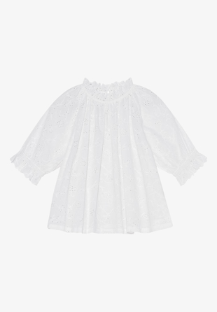 Skall Studio - Bluse Bay Blouse Optic White