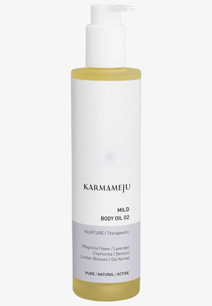 Karmameju - Body Oil 02 MILD 200 ml
