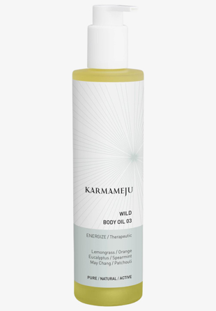 Karmameju - WILD Body Oil 03