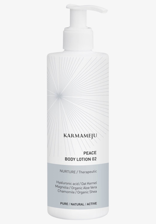 Karmameju - PEACE Body Lotion 02
