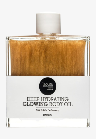 Laouta Deep Hydrating Glowing Body Oil