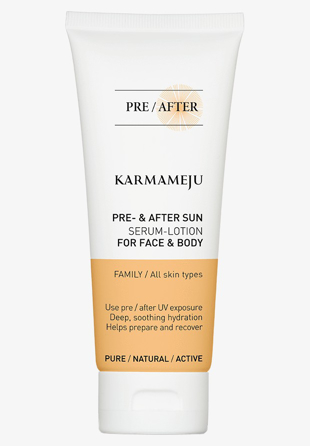 Karmameju - AFTERSUN Serum-lotion 100ml