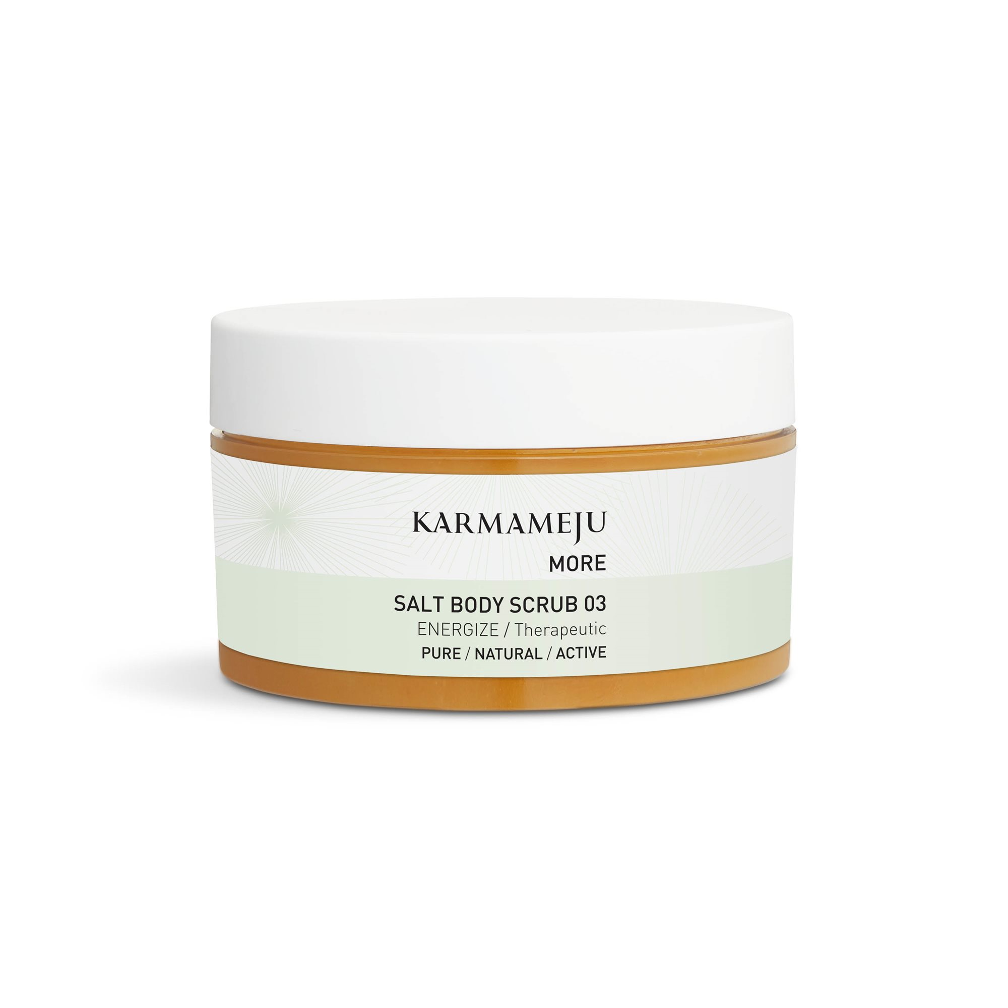 Karmameju - MORE Salt body Scrub 03