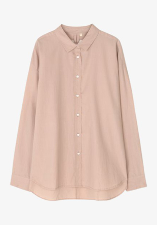 Aiayu - Skjorte Shirt Pale Rose