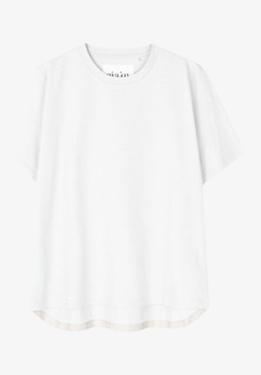 Aiayu - Tee Short Sleeve White