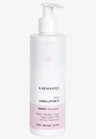 Karmameju - RICH Hand Lotion 01